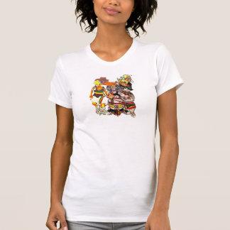 Reggae fresco camiseta