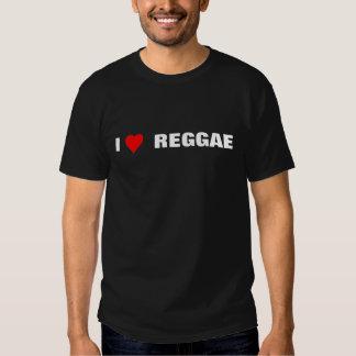 REGGAE I [del corazón] Camisas