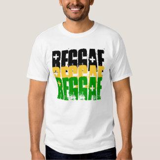REGGAE, REGGAE, REGGAE CAMISETA