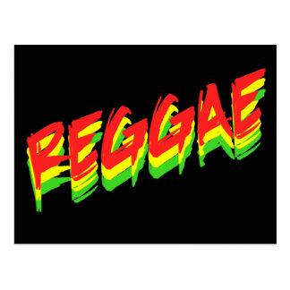 Reggae Postal