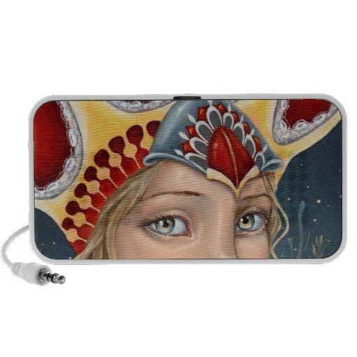 Regina del Mare iPod Altavoces