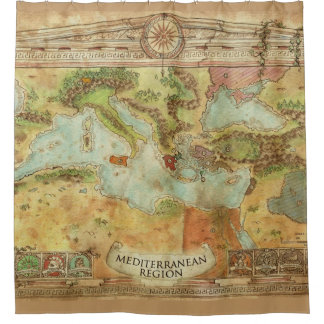 región del mediterranion