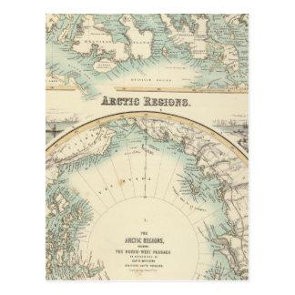 Regiones árticas 2 postal