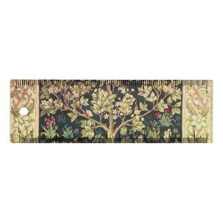 Regla Árbol de William Morris del Pre-Raphaelite del