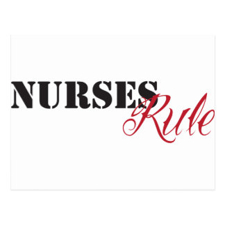 regla de las enfermeras postal