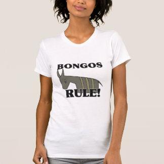 ¡Regla de los BONGOS! Camisetas