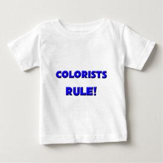 ¡Regla de los Colorists! Camiseta