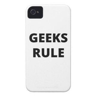 Regla de los frikis iPhone 4 cobertura
