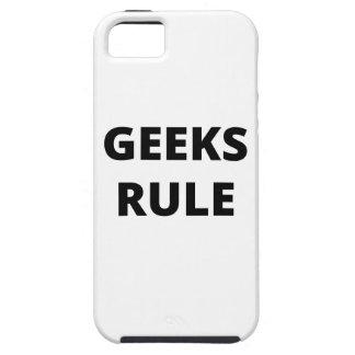 Regla de los frikis iPhone 5 Case-Mate protectores
