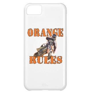 Reglas anaranjadas