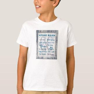 Reglas de Hygge Camiseta