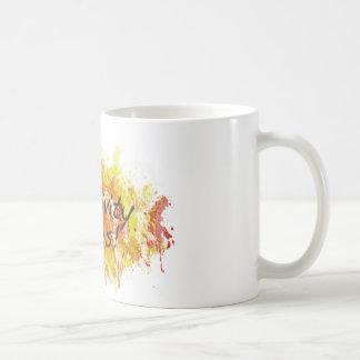 ¡Reglas de la creatividad! Taza De Café