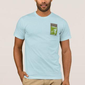 ¡Reglas de la evolución! 98,76% Chimpancé en Camiseta