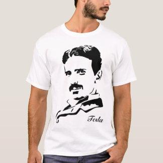 ¡Reglas de Nikola Tesla! Silueta Camiseta