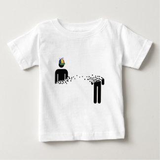 Reglas de Teleportation Camiseta De Bebé
