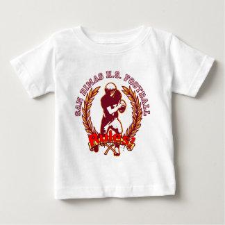 ¡REGLAS del fútbol de San Dimas HS! Camiseta De Bebé