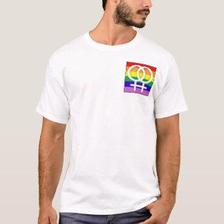 reglas gay camiseta