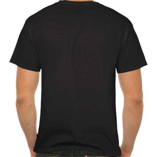 Reglas para fechar mi camiseta del negro de la hij