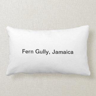 Reguera del helecho, almohada de Jamaica por Hipst