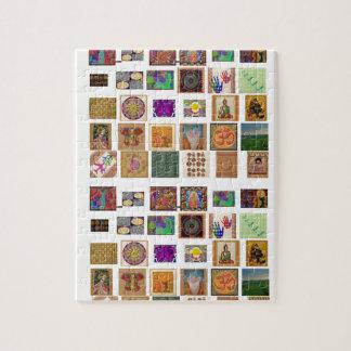 reiki, ommantra, Buda, ganesh, chokurei, chakra, Puzzle