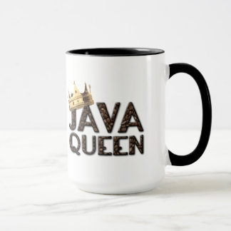 Reina de Java Taza