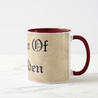 ¡Reina de la taza de café de Ferelden!
