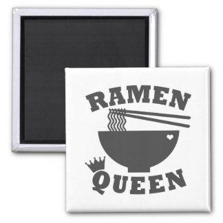 Reina de los Ramen Imán