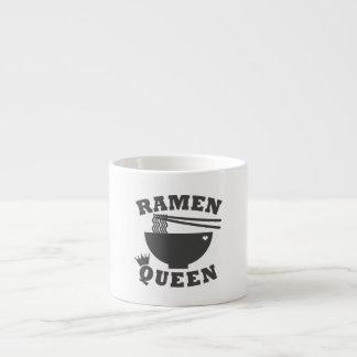 Reina de los Ramen Taza De Espresso