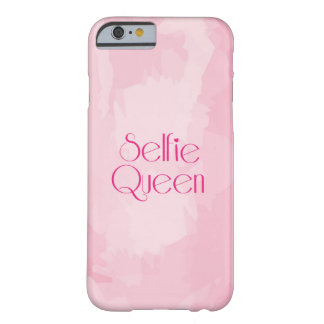 Reina de Selfie Funda Barely There iPhone 6