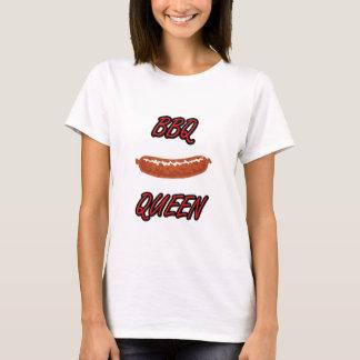 Reina del Bbq Camiseta