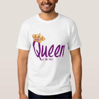 Reina del bloque camisetas