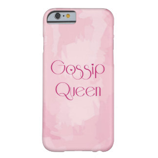 Reina del chisme funda barely there iPhone 6