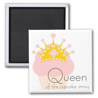 reina del ejército de la magdalena imán