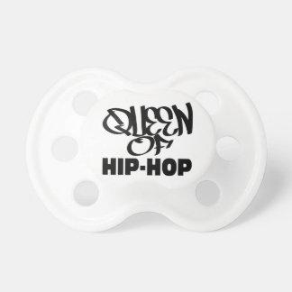 reina del hip-hop chupetes