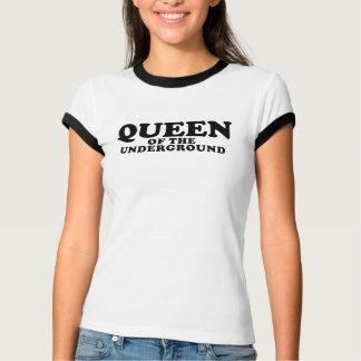 Reina del metro camiseta
