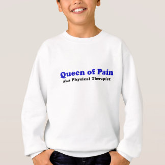 Reina del terapeuta físico del dolor aka sudadera