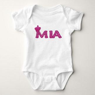 Reina Mia Body Para Bebé