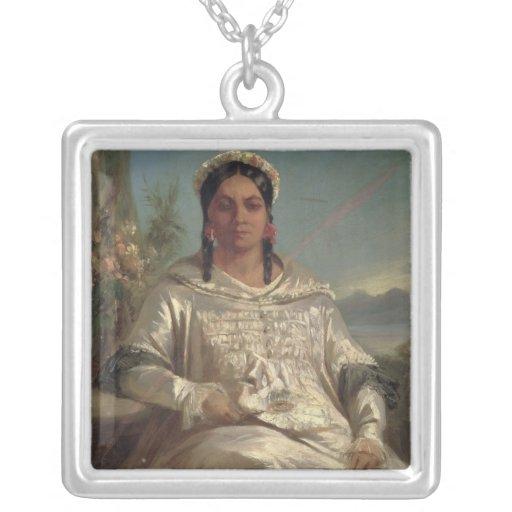Reina Pomare IV de Tahití Joyeria