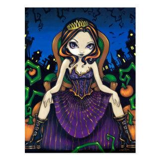"""""""Reina postal de Halloween"""""""