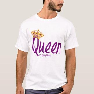 Reina todo [camiseta] camiseta