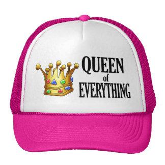 Reina todo gorra