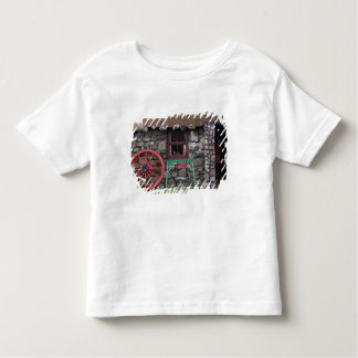 Reino Unido, Escocia, isla de Skye, piedra Camiseta De Niño