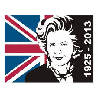 Reino Unido está de luto a Margaret Thatcher, la Postal