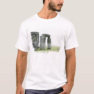 Reino Unido, Stonehenge 13 Camiseta