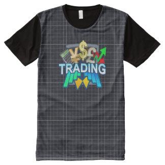 Rejilla comercial toda la camiseta impresa