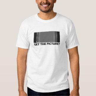 Relaciones de aspecto: ¿Consiga la imagen? Camiseta