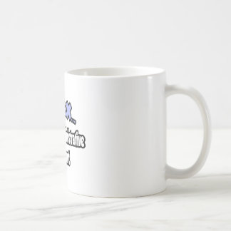 Relájeme… son un ayudante administrativo taza de café