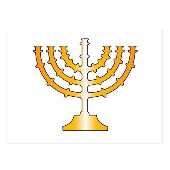 Religión del judaísmo postal