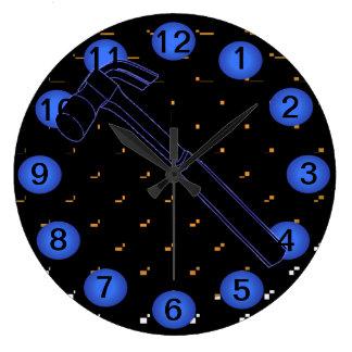 Reloj 11 del taller del edificio de la construcció