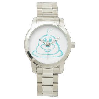 reloj 7 (mujeres) del acero inoxidable del 鲍鲍